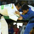 Imagens do Meio Leve feminino (-52kg) e masculino (-66kg) nas Olimpíadas do Rio 2016