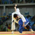 Imagens da eliminatórias do Ligeiro feminino (-48kg) e masculino (-60kg) nas Olimpíadas do Rio 2016