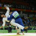 Imagens do Médio feminino (-70kg) e masculino (-90kg) nas Olimpíadas do Rio 2016