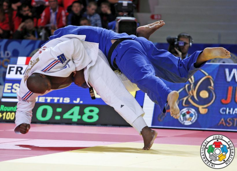 20150829_Day6_action_Teddy Riner_