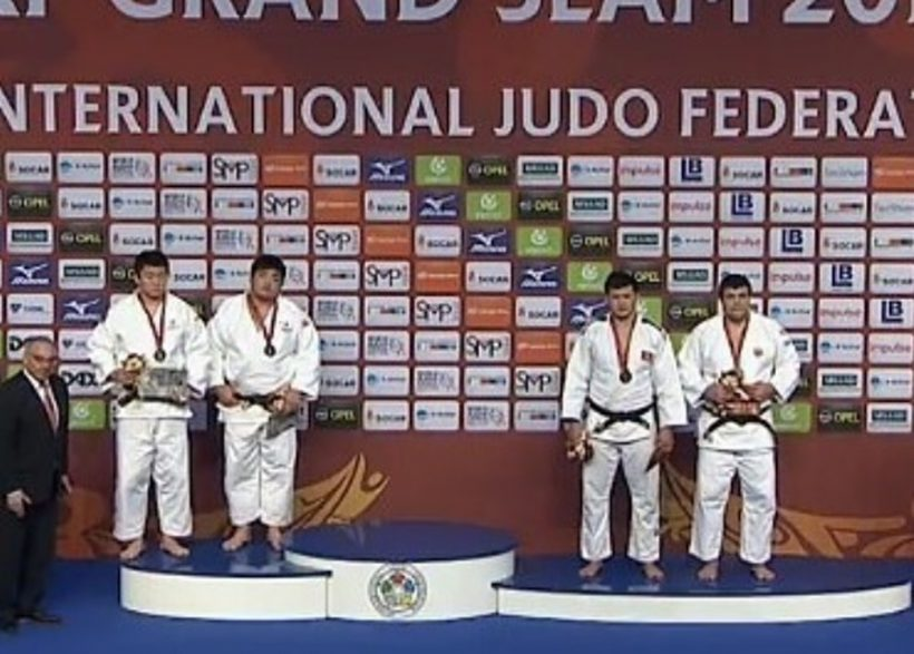 podio-judo